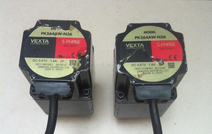 Click vào ảnh để xem ảnh lớn hơn.  Name:Vexta with geared steppers.jpg Views:5 Size:139.6 KB ID:9480