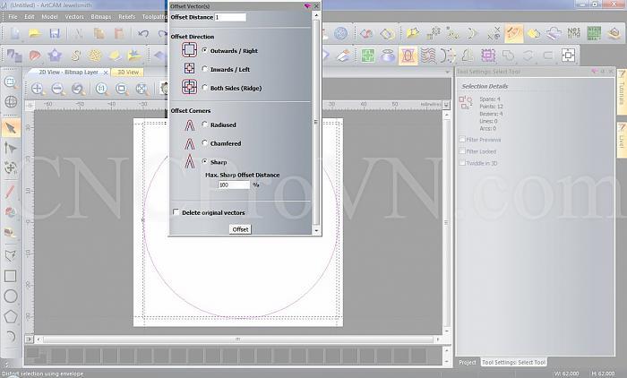 Click vào ảnh để xem ảnh lớn hơn.  Name:CKD - ArtCAM - ex 07.jpg Views:1 Size:304.2 KB ID:10742