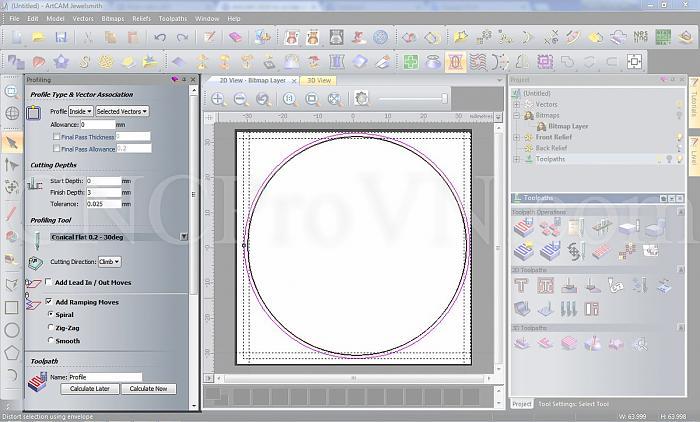 Click vào ảnh để xem ảnh lớn hơn.  Name:CKD - ArtCAM - ex 09.jpg Views:1 Size:404.1 KB ID:10744