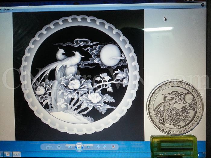 Click vào ảnh để xem ảnh lớn hơn.  Name:CKD - ArtCAM - ex 11.jpg Views:3 Size:614.1 KB ID:10746