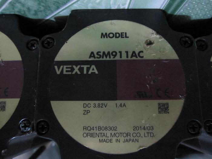 Click vào ảnh để xem ảnh lớn hơn.  Name:ASM911AC VEXTA STEP MOTOR.JPG Views:0 Size:170.0 KB ID:7828