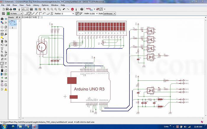 Click vào ảnh để xem ảnh lớn hơn.  Name:Arduino THC v03 sch.jpg Views:112 Size:355.7 KB ID:13137