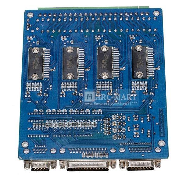 Click vào ảnh để xem ảnh lớn hơn.  Name:4_AXIS_CNC_Router_or_Mill_Stepper_Motor_complete_kit_TB6560_Driver_Controller_NEMA_23_Stepping_M.jpg Views:303 Size:104.4 KB ID:6799
