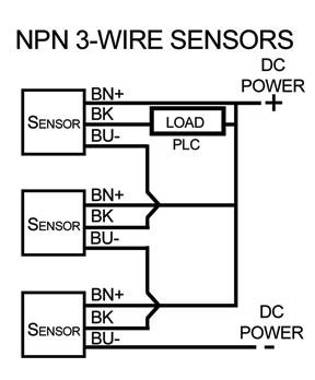 Click vào ảnh để xem ảnh lớn hơn.  Name:NPN3wireSensors.jpg Views:247 Size:16.5 KB ID:5418