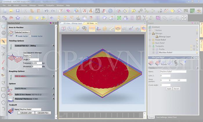 Click vào ảnh để xem ảnh lớn hơn.  Name:CKD - ArtCAM - ex 10.jpg Views:1 Size:423.0 KB ID:10745